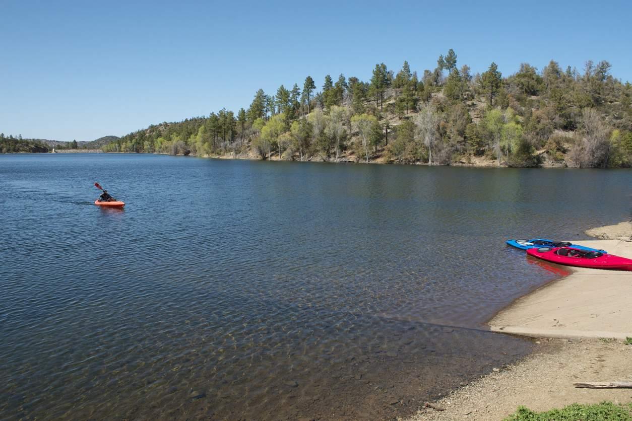 lynx lake prescott arizona