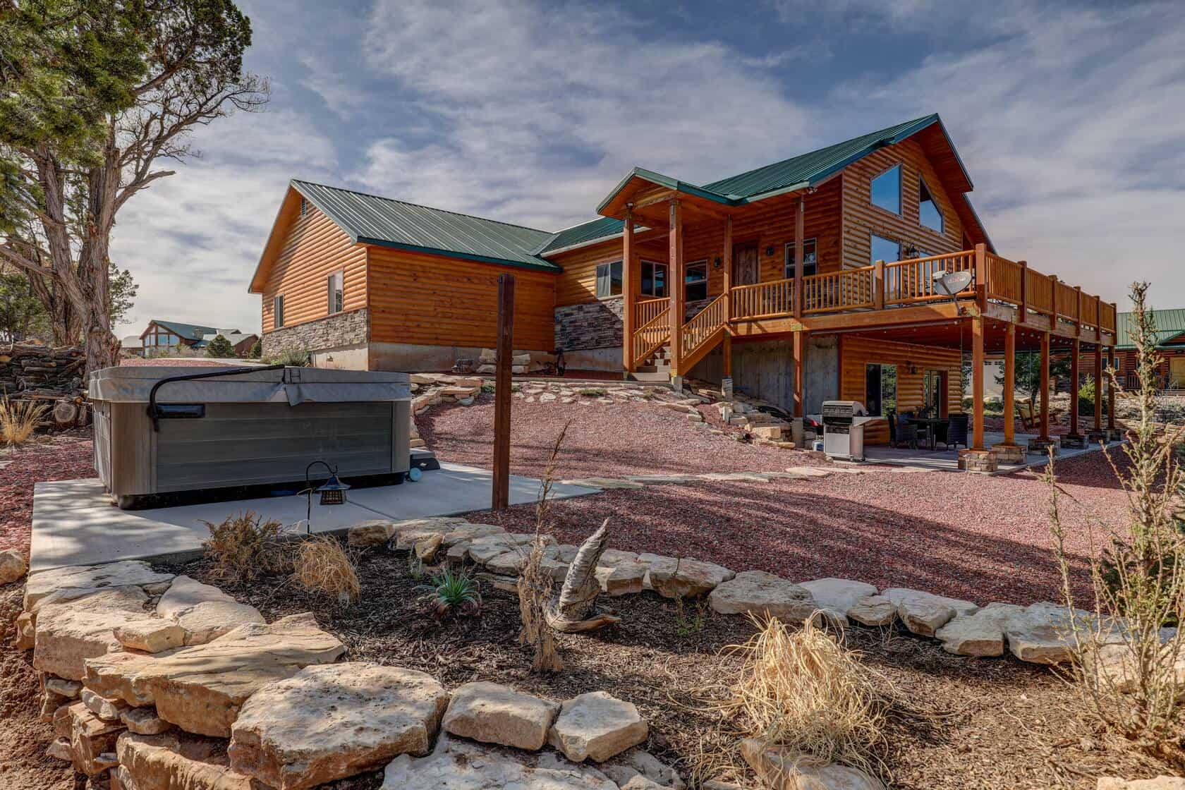 starry ridge zion cabin airbnb