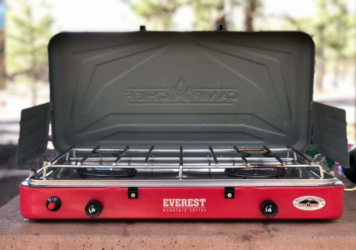Camp Chef Everest 2 Review