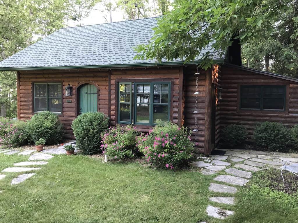 Ephraim Log Cabin #1
