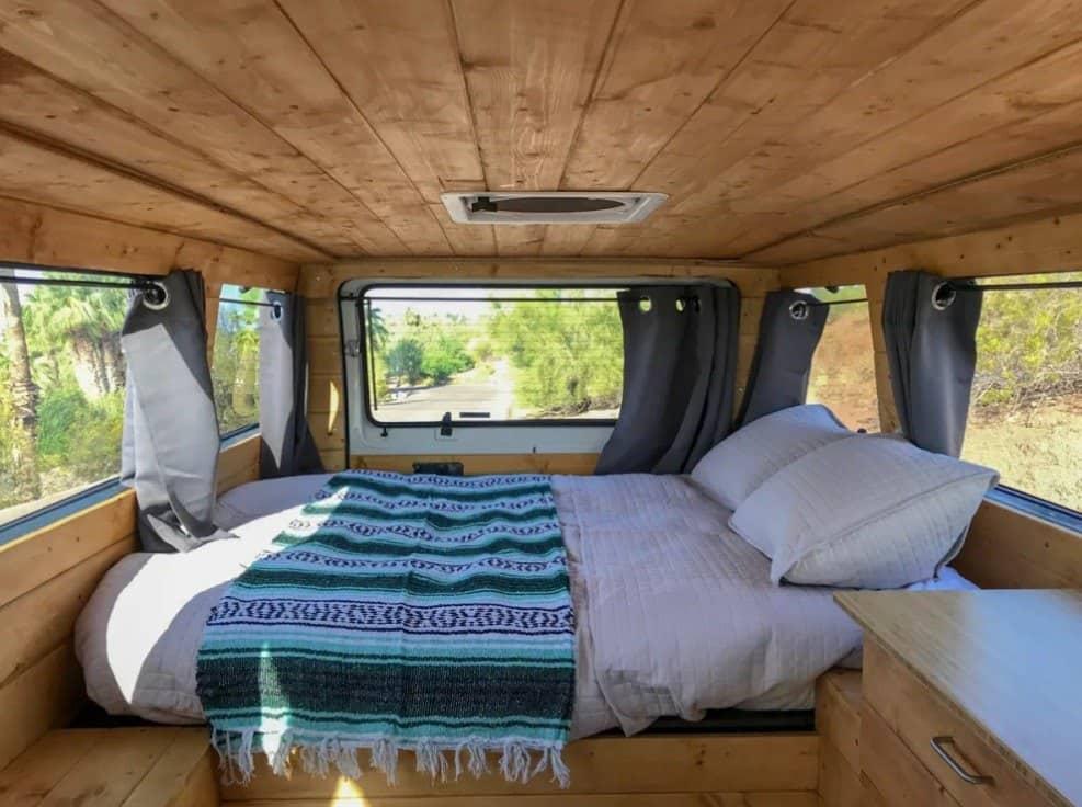 Joplin Boho Camper Van