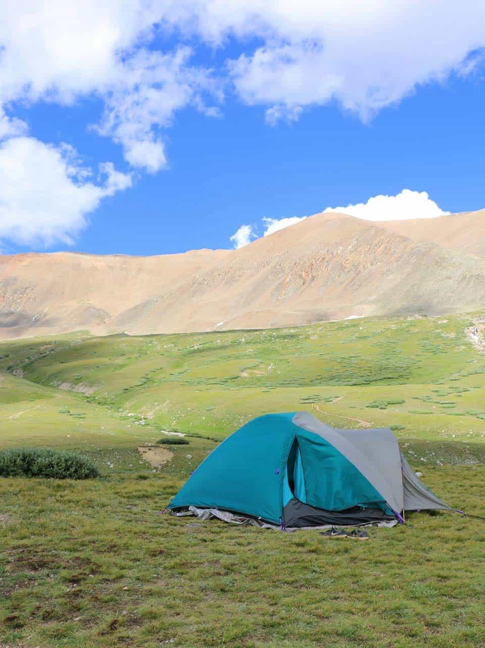 Kite Lake Colorado Camping