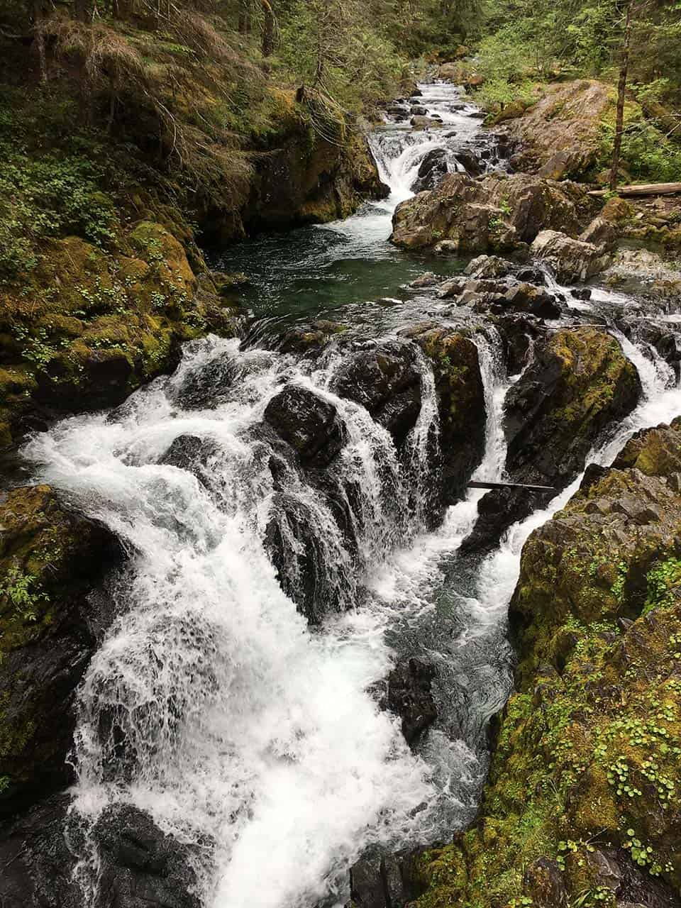 Opal Creek Opal Pool