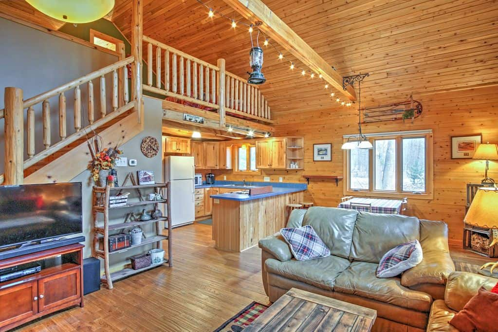 Remote Pentwater Cabin