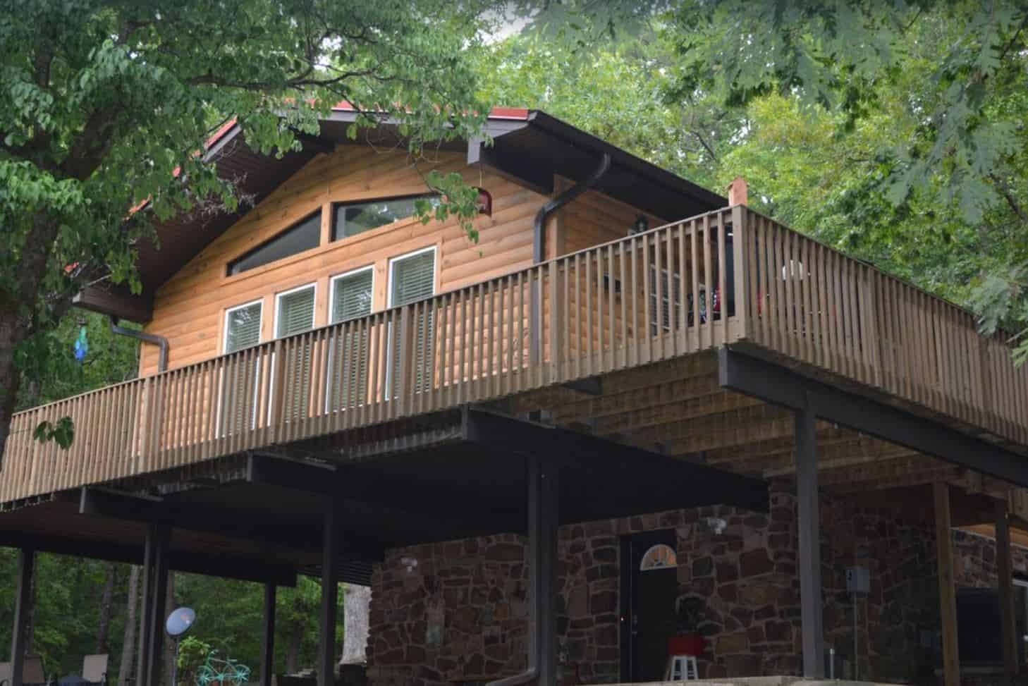 Stonefield Cabin