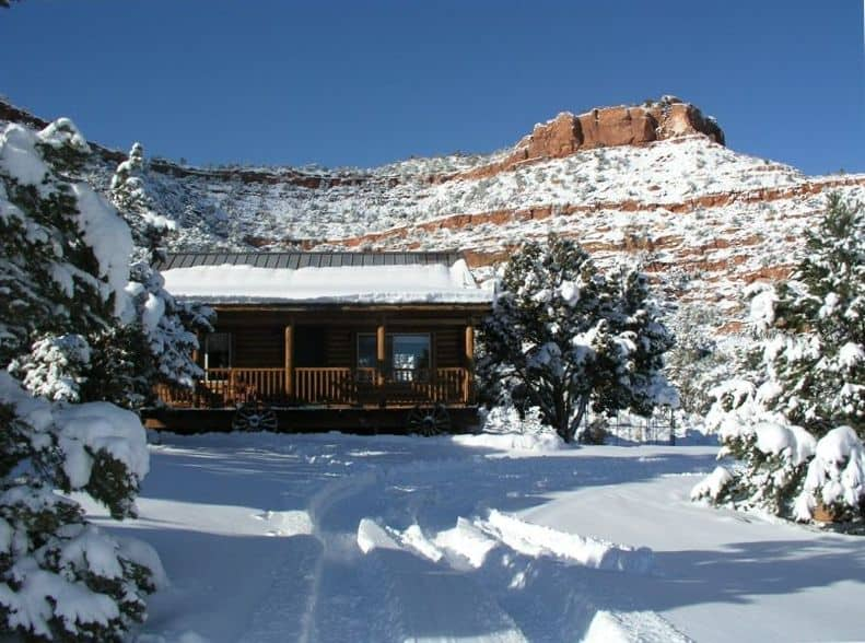 The Grand Canyon Cabin