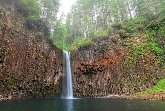 abiqua falls trail guide