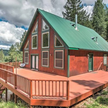 best cloudcroft cabin rentals