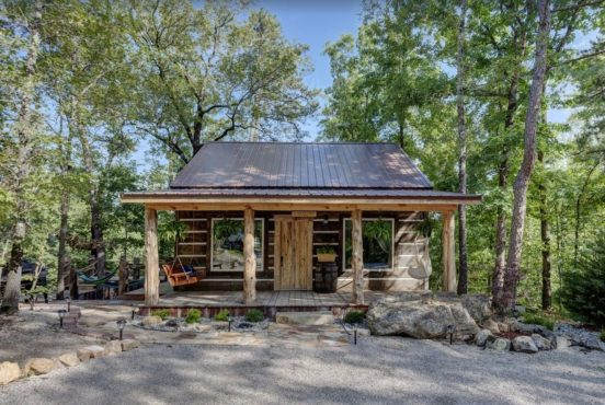 best hot springs arkansas cabin rentals