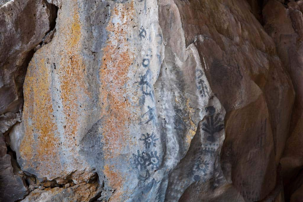 big painted cave hike