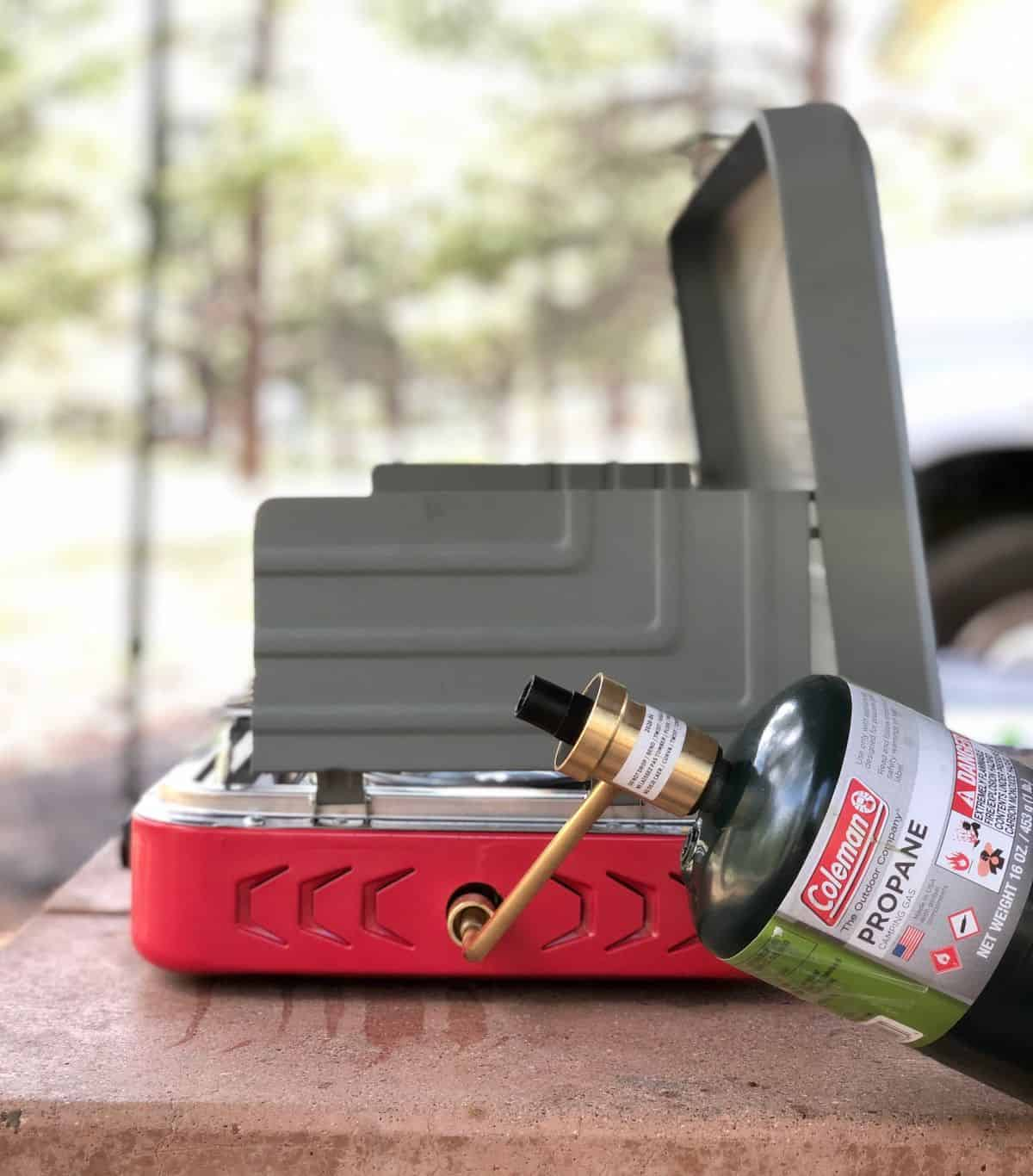 camp chef everest 2 stove review