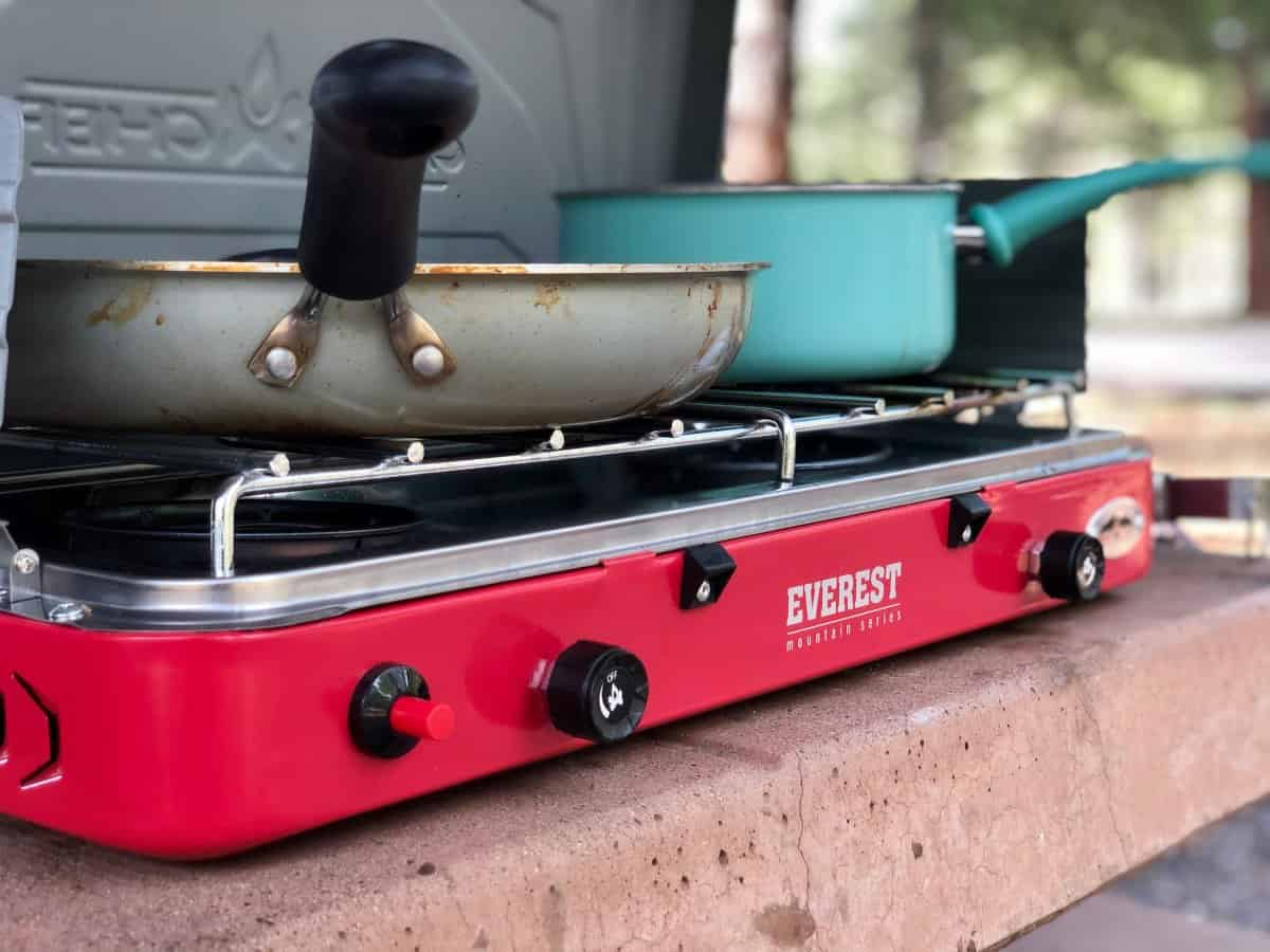 everest 2 stove review