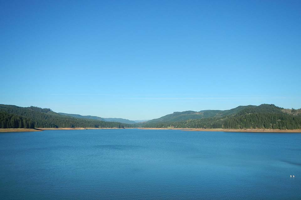 fall creek reservoir