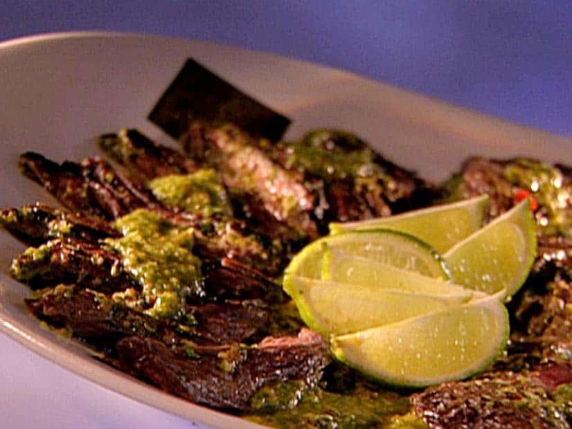 gaucho steak chimichurri