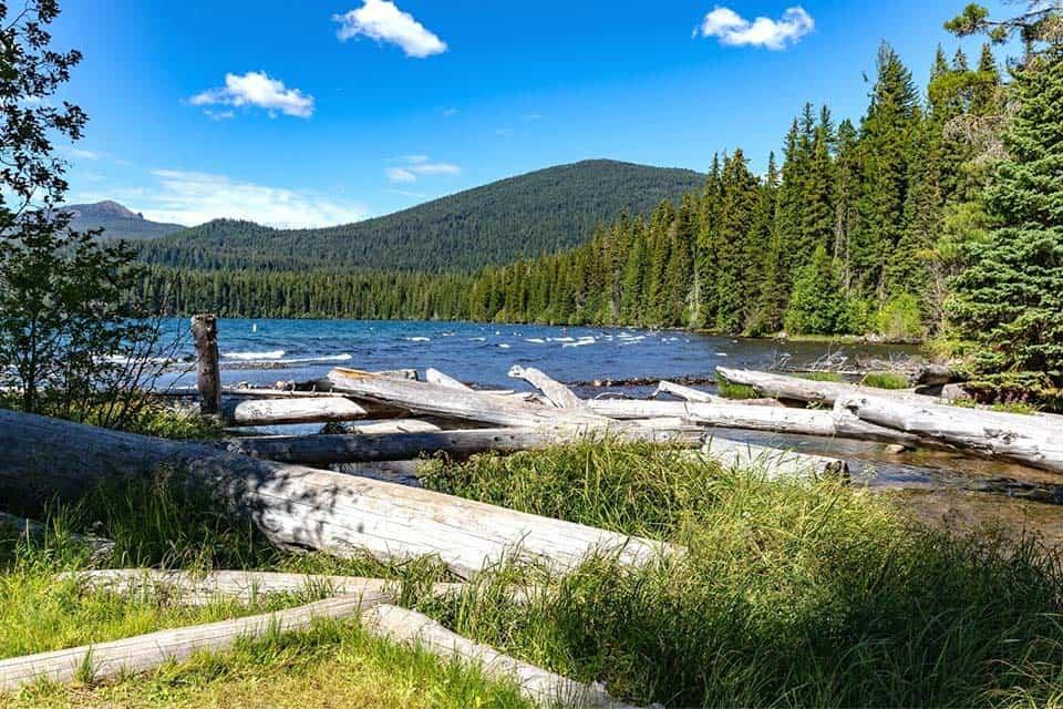 odell lake camping
