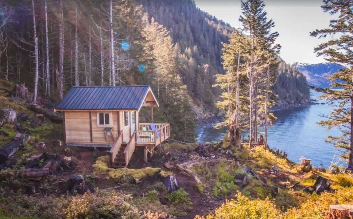 remote cabin rentals