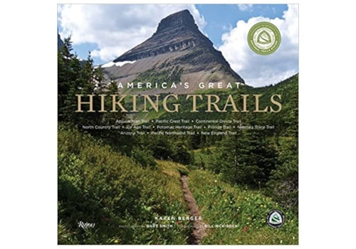 America's Great Hiking Trails Coffee Table Book