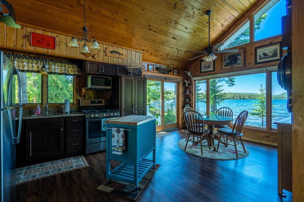 Lake Superior Cabin