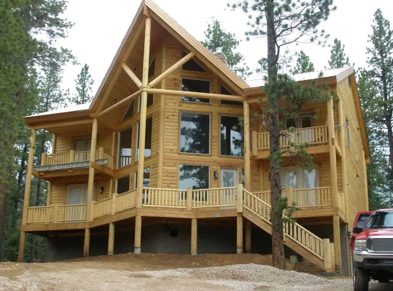 Luxurious Mountain Home