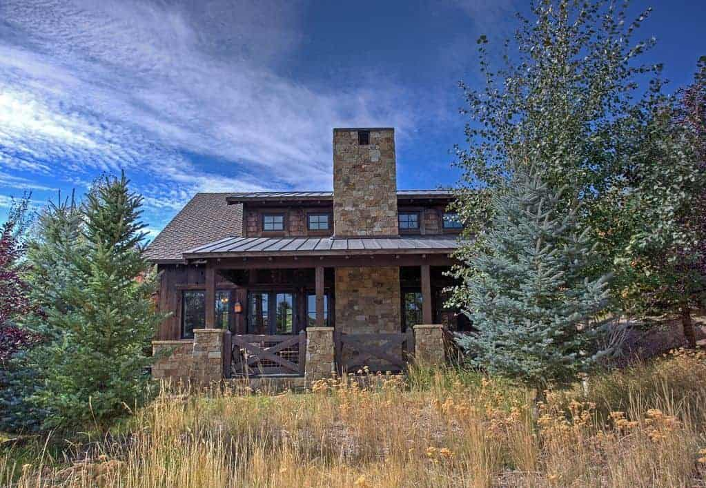 Promontory Ranch Cabin