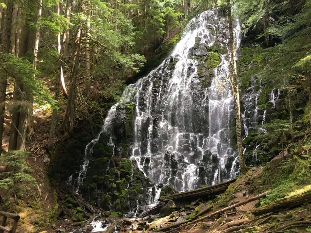 Ramona Falls Timberline Trail