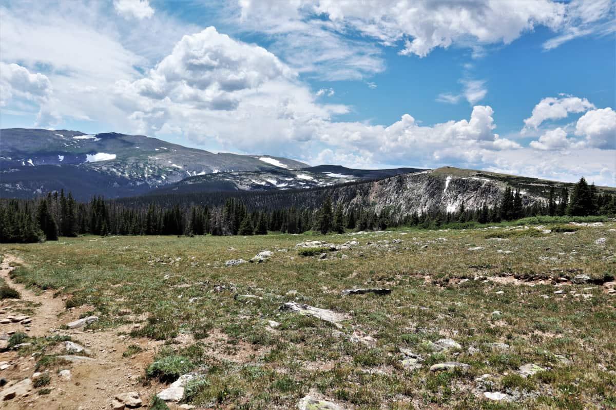browns lake trail co