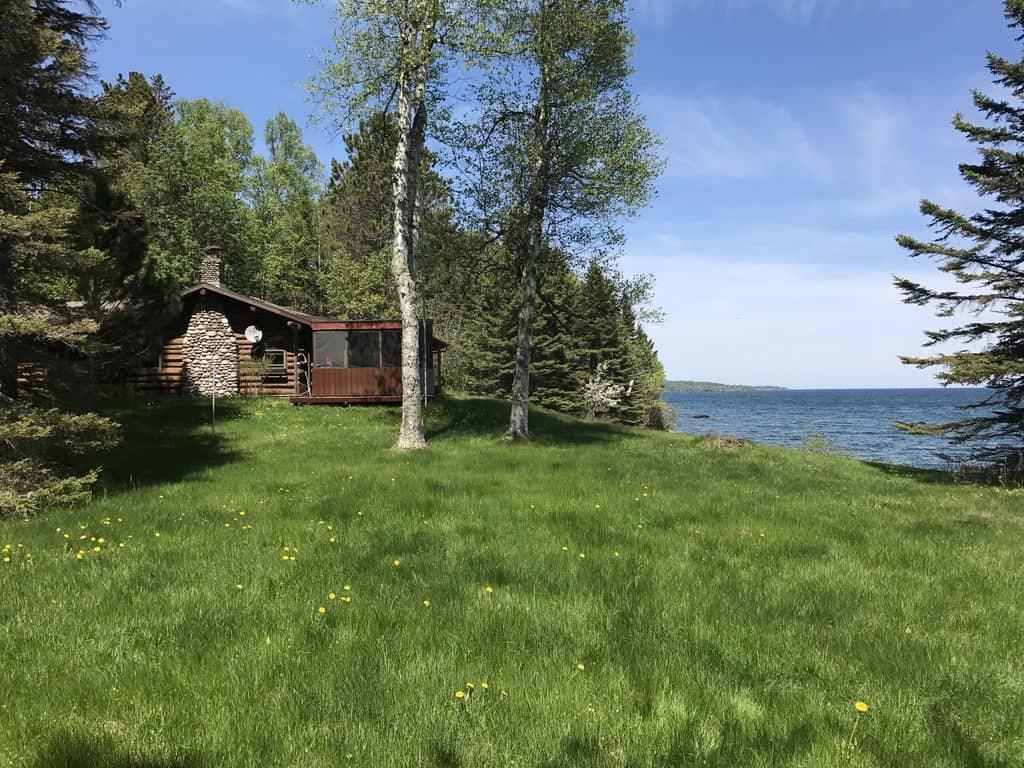 cabin rental near duluth