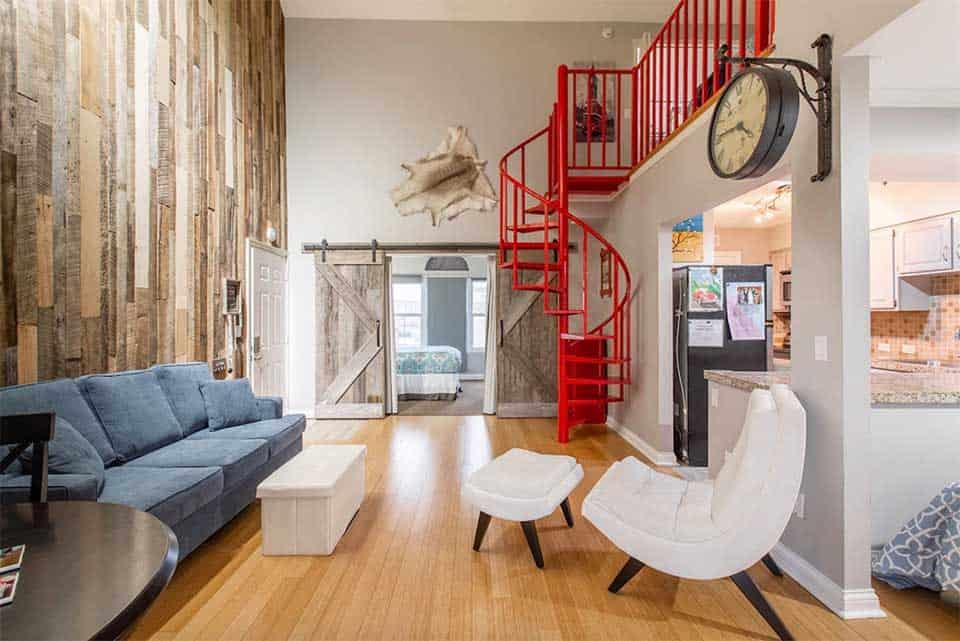 city loft airbnb nashville