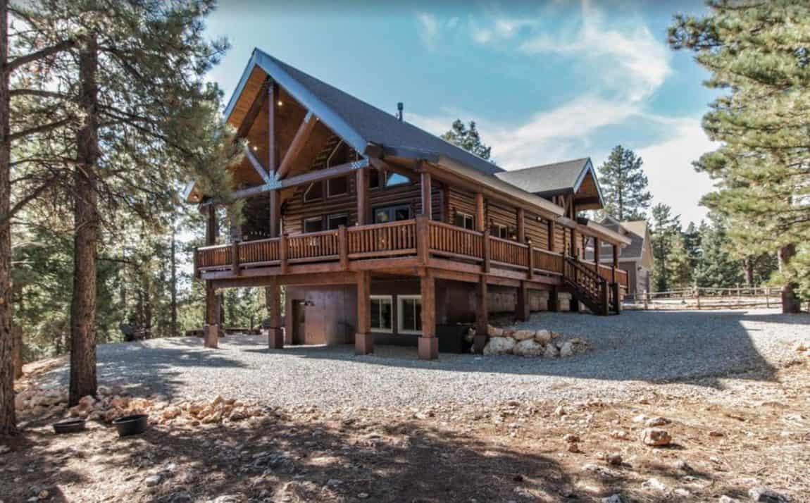 duck creek cabin rentals