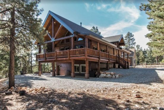 duck creek cabin rentals