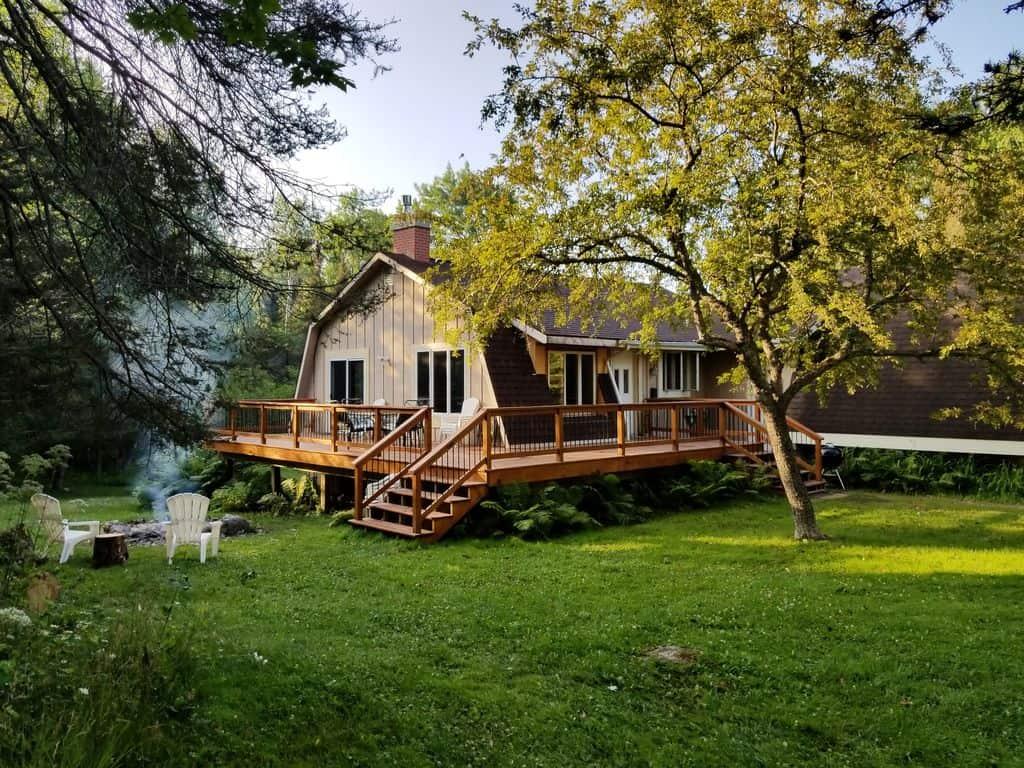 duluth north shore cabin rental