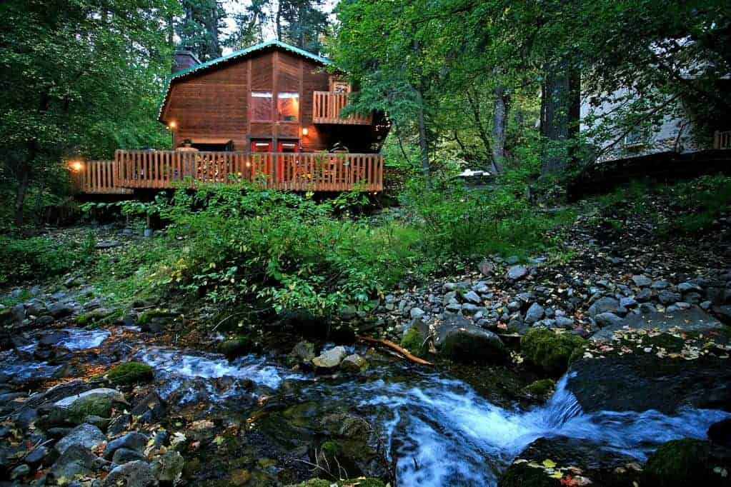 hideaway cabin utah