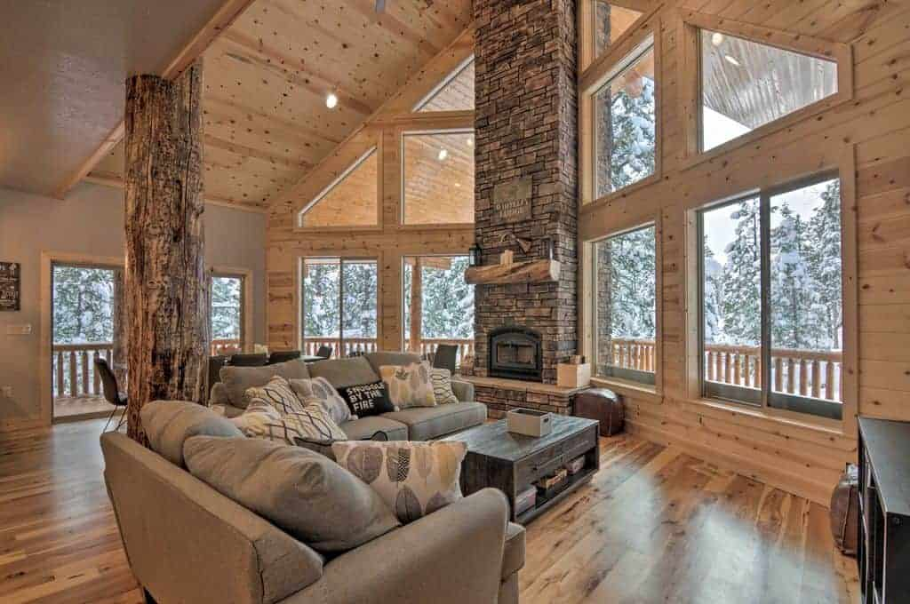 luxe family cabin