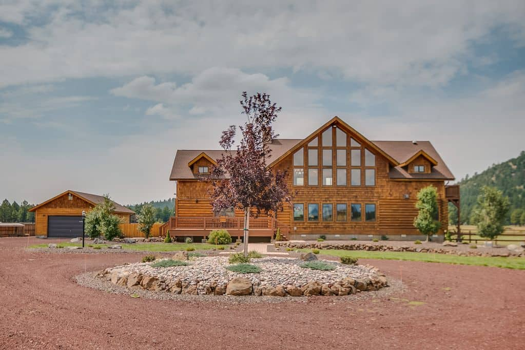 luxurious parks az cabin