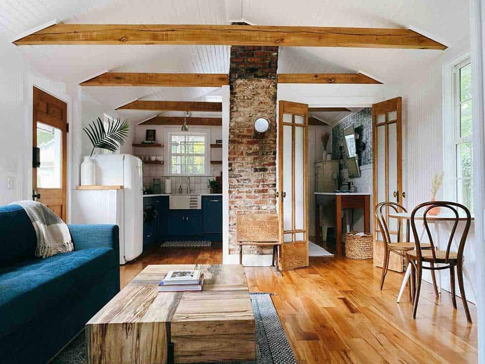 modern cottage airbnb nashville
