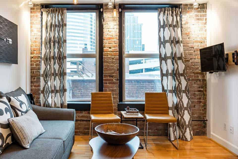 nashville downtown condo airbnb