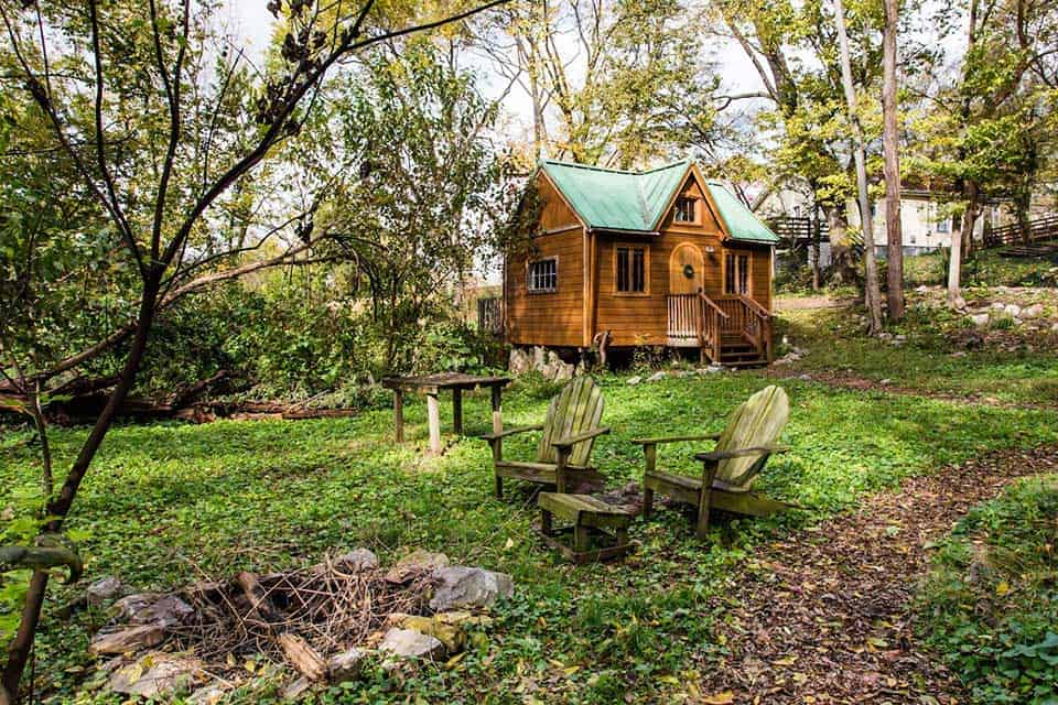 nashville tiny house airbnb