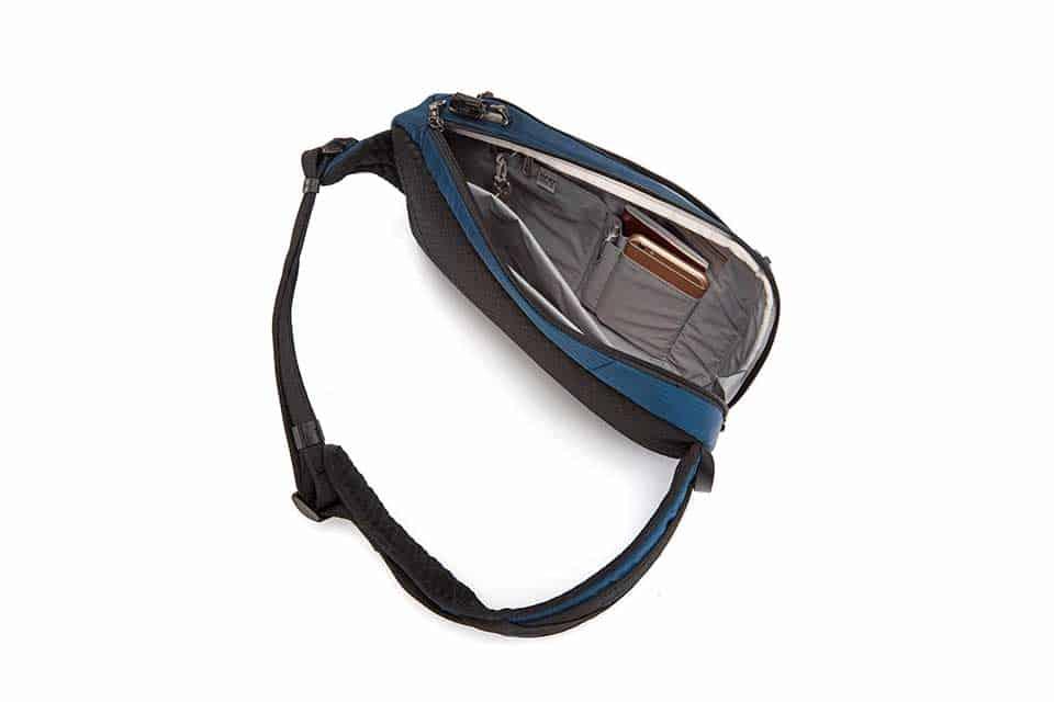 pacsafe vibe 325 slingbag