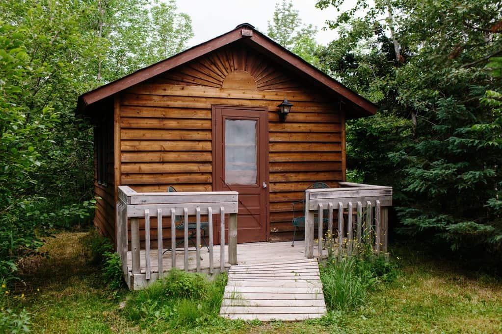 tiny cabin near duluth mn