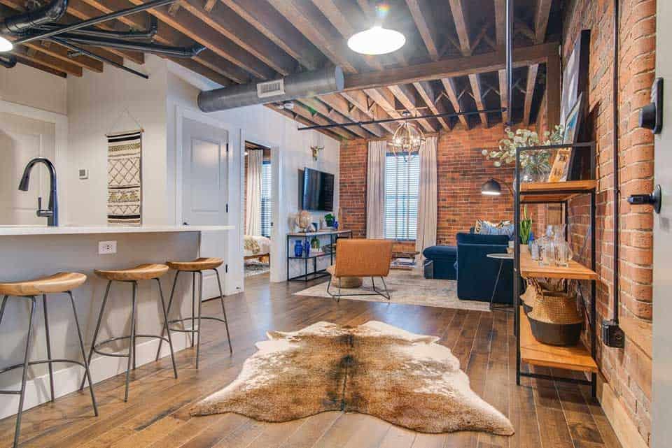 vintage airbnbs nashville