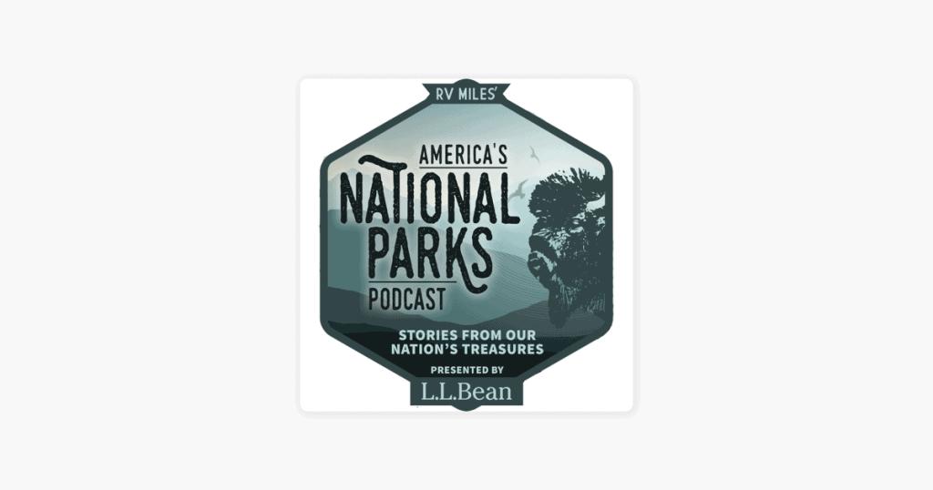 Americas national park podcast