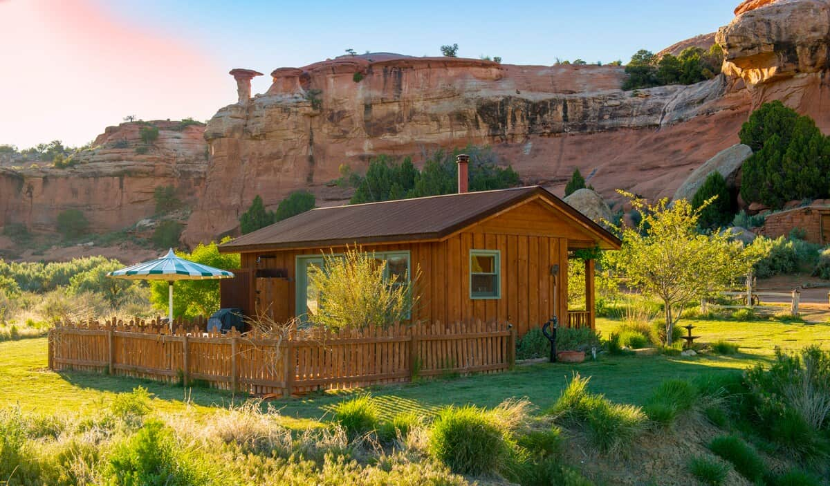 Canyon Hideout Cabin