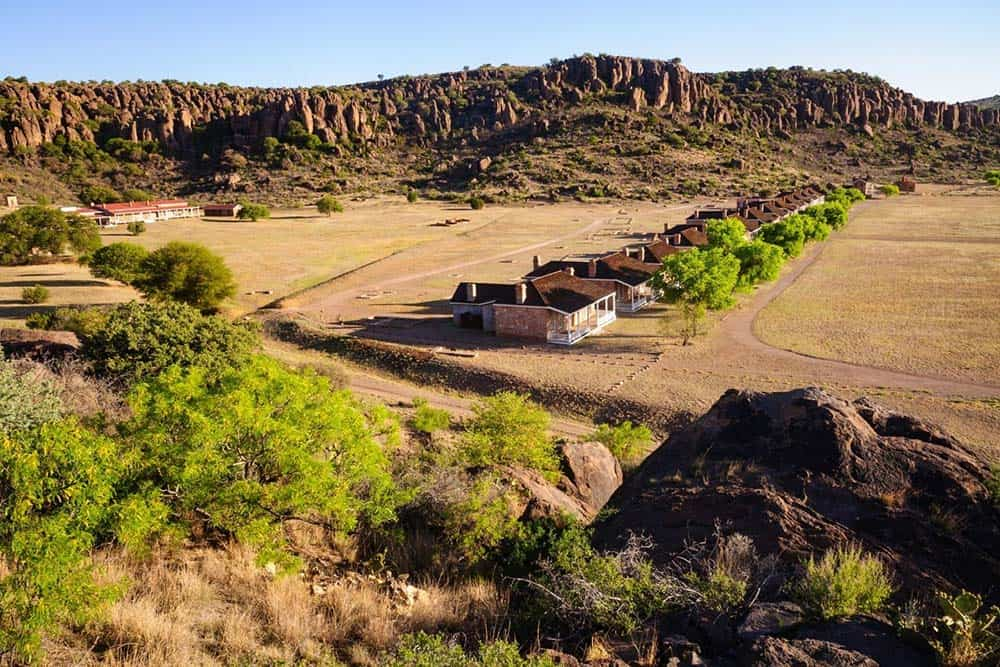 Fort Davis National Historic Site Texas