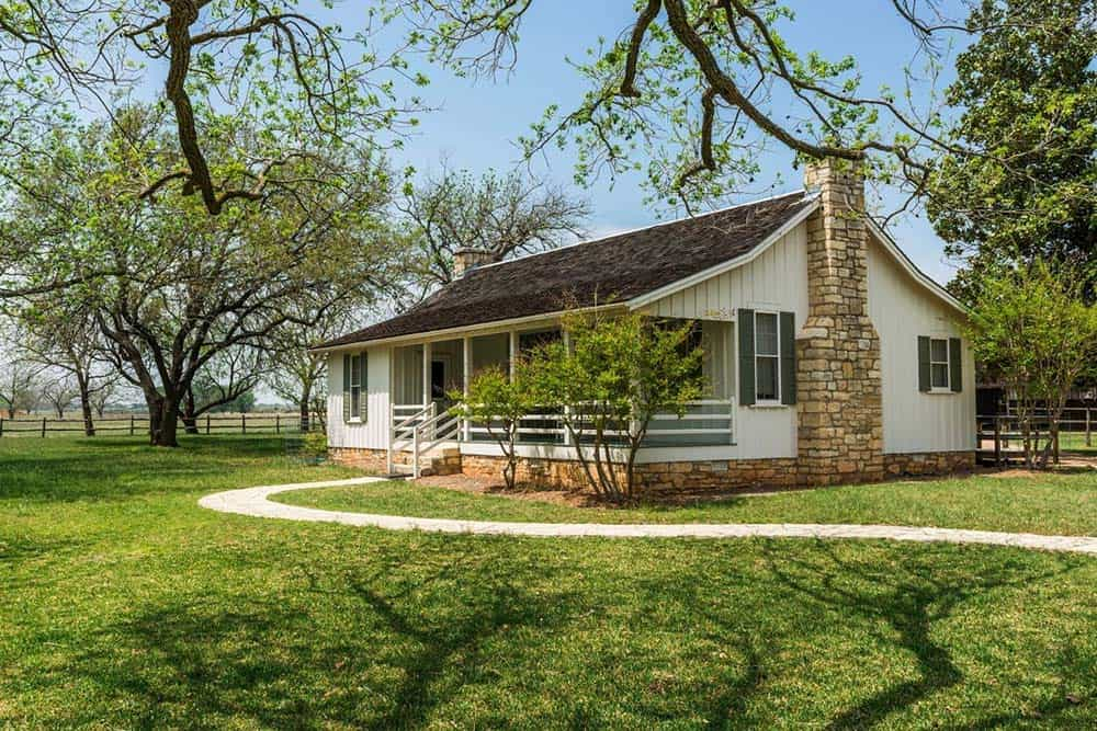 Lyndon B. Johnson National Historical Park Texas