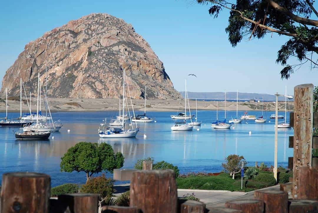 Morro Bay - San Luis Obispo North Coast Highway