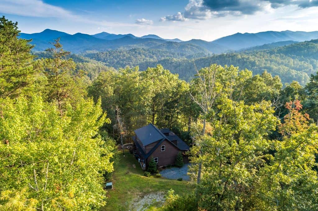 Sylva, North Carolina cabin rental