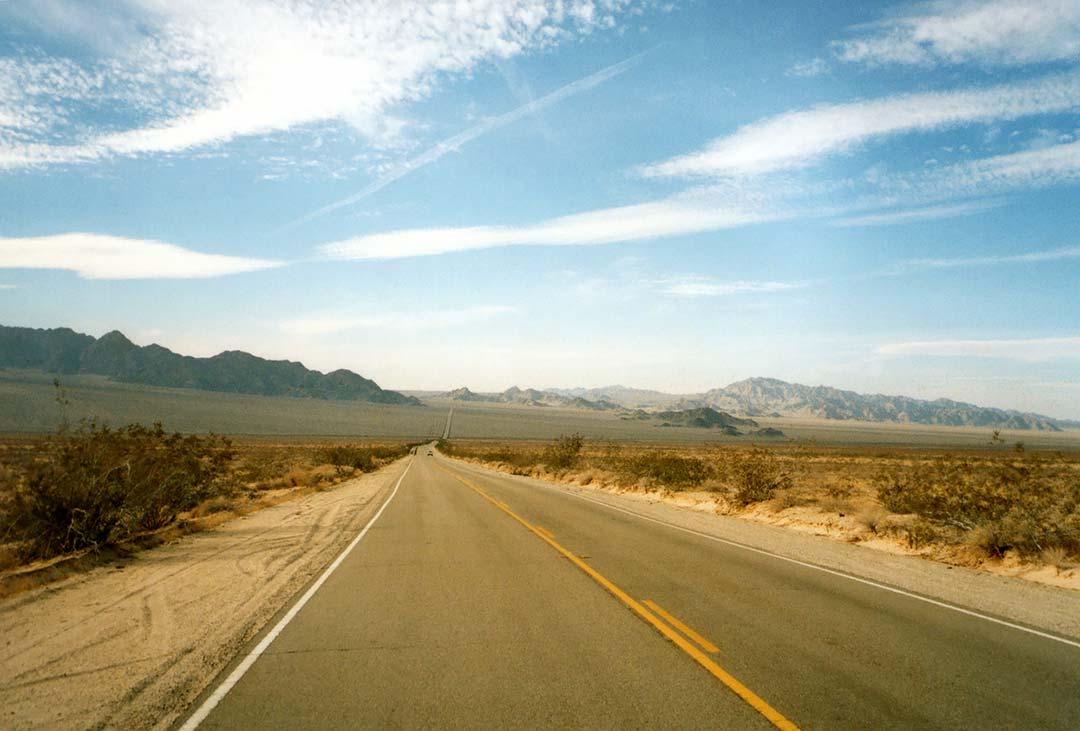 Twentynine Palms Highway