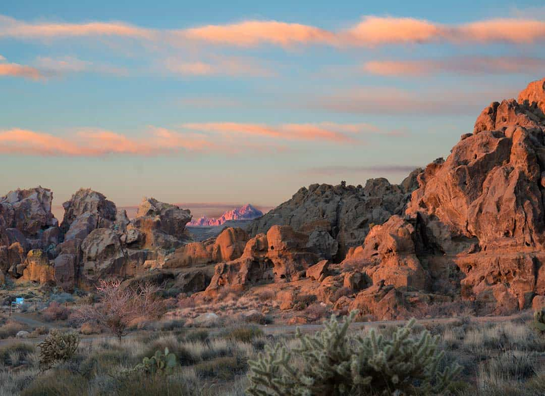 Wild Horse Canyon Scenic Backcountry Byway
