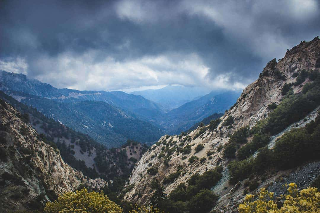 angeles crest scenic byway