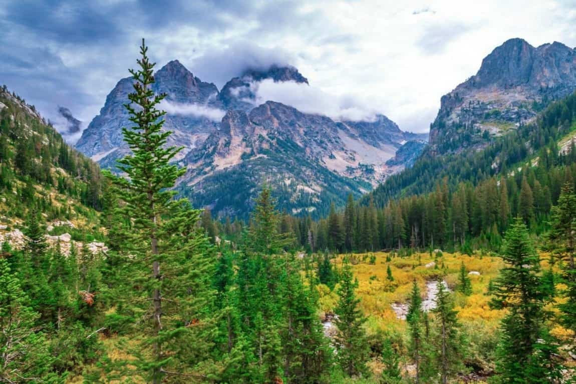 best hikes grand teton national park